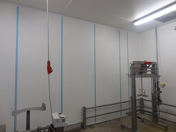 FPR wand en plafond systeem