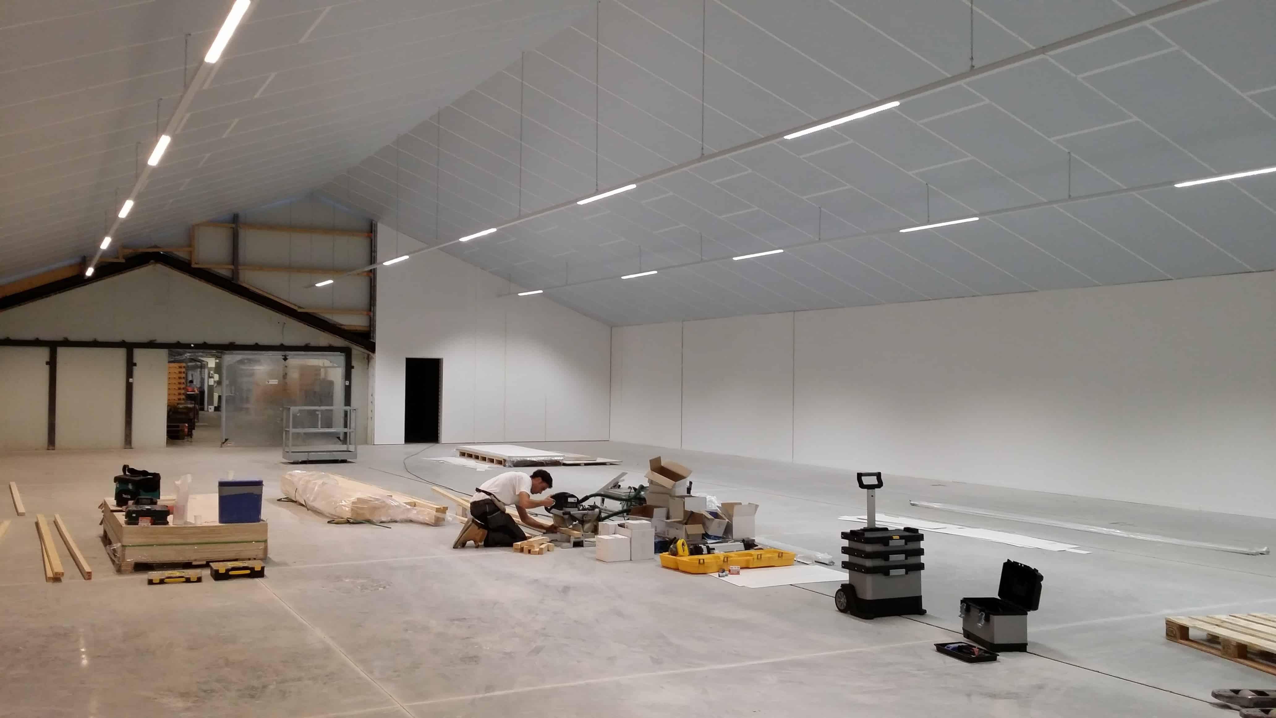 kunststof plafond