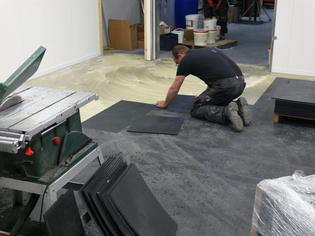 PVC vloeren