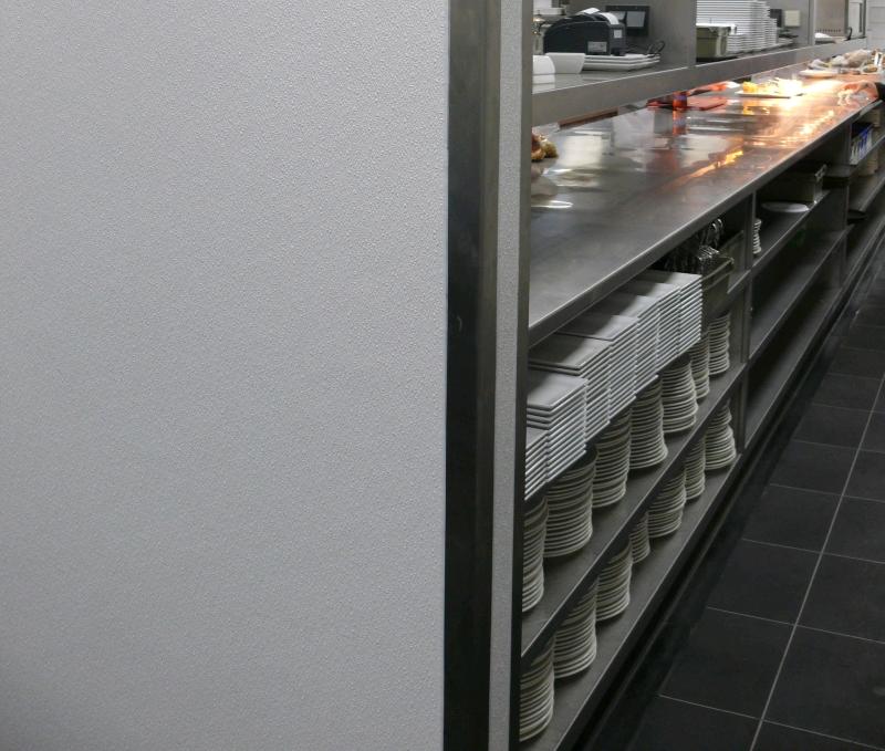 wandbekleding keuken