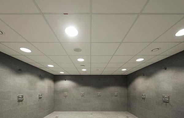 Gezamelijke badkamer plafond systeem
